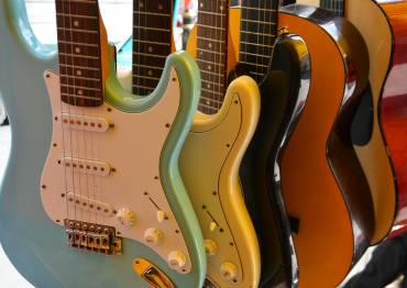 Do You Know The Different Types Of Guitars?