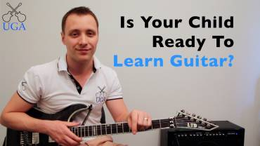 Is My Child Ready To Learn Guitar